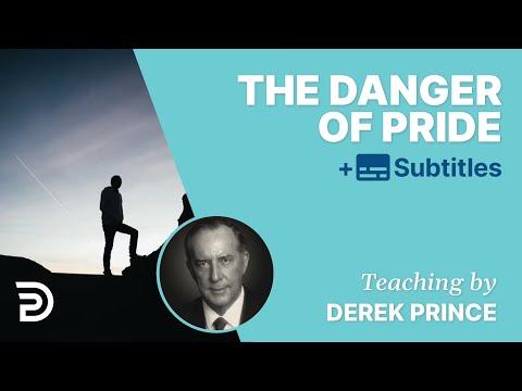 The danger of pride - Derek Prince