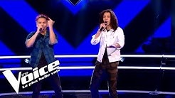 MC Solaar - Sonotone | Geoffrey et Arezki | The Voice 2019 | Battle Audition