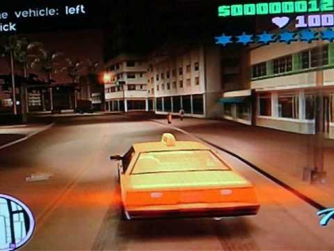 Grand Theft Auto: Vice City-XBOX 360 Cheats