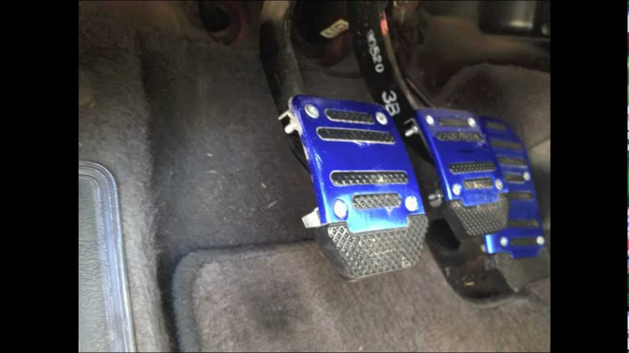 How To Put On Pedal Covers