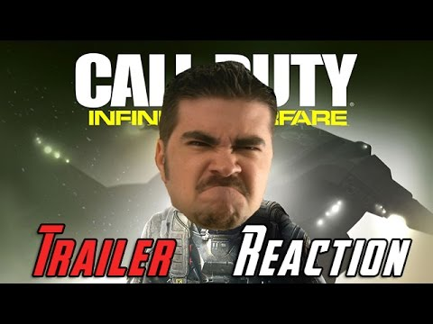 COD: Infinite Warfare Angry Trailer Reaction