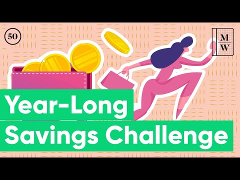 The 52-Week Savings Challenge: How I Painlessly Saved $1,378 In One Year