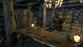 Skyrim #069 - Дом Мерсера