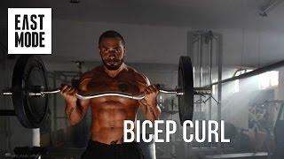 Lazar Angelov: Biceps Curl