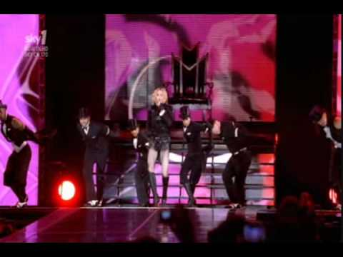 """Madonna: Candy Shop (Real Live Audio) Buenos Aires+Lisbon  """"Sticky & Sweet Tour"""""""