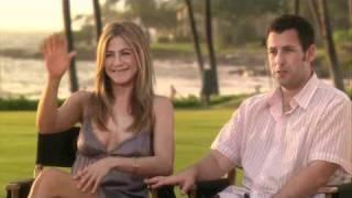 """""""Притворись моей женой"""" - Энистон и Сэндлер"""