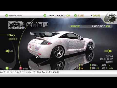 Import Tuner Challenge Xbox 360 Youtube