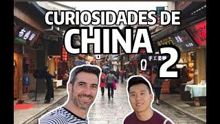 CURIOSIDADES DE CHINA 2, Paseando por las calles de CHINA, Cómo es el día a día en CHINA?
