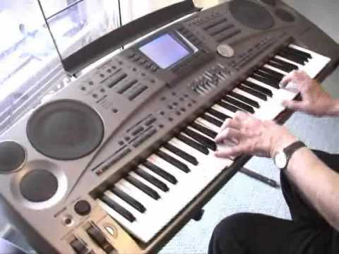 Keyboard organ music