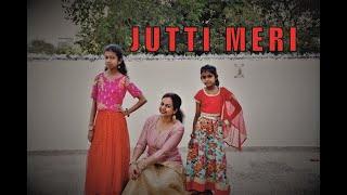 Download lagu JUTTI MERI#NEHA BHASIL#DANCE BY SALONI KHANDELWAL AND KIDS(AVANI &AKSHITA)