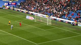 HIGHLIGHTS: BRIGHTON 3 CHARLTON 0 (APRIL 2014)