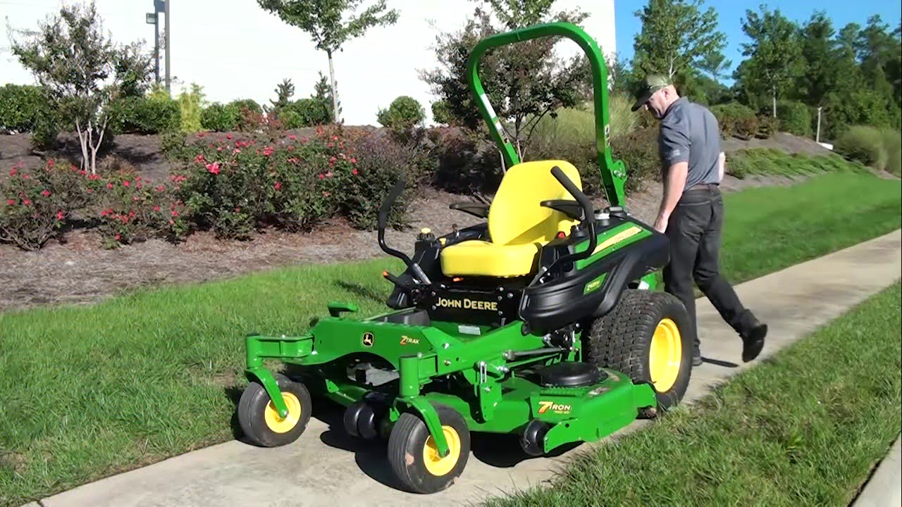 John Deere Ztrak Mowers Tracking Adjustment Youtube. John Deere Ztrak Mowers Tracking Adjustment. John Deere. John Deere Z445 Zero Turn Transmission Diagram At Scoala.co