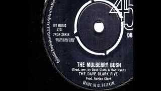 Dave Clark Five - The Mulberry Bush - 1963 45rpm