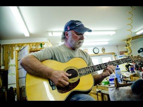 Workshop Tour: Wayne Henderson Guitars