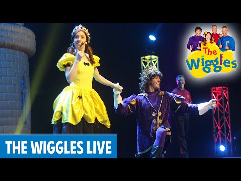 The Wiggles: The Fairytale Of CinderEmma