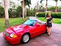 1991 Mercedes Benz SL 500 Roadster, only 56K Miles, for sale by Autohaus of Naples, 239-263-8500