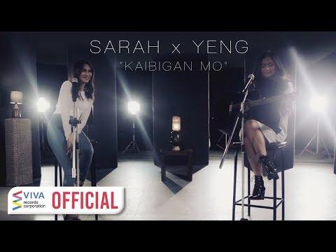 Sarah Geronimo feat Yeng Constantino — Kaibigan Mo  Music