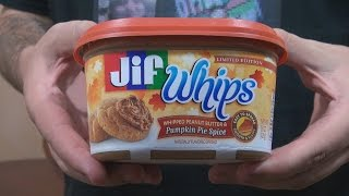 We Shorts - Jif Whips Whipped Peanut Butter & Pumpkin Pie Spice
