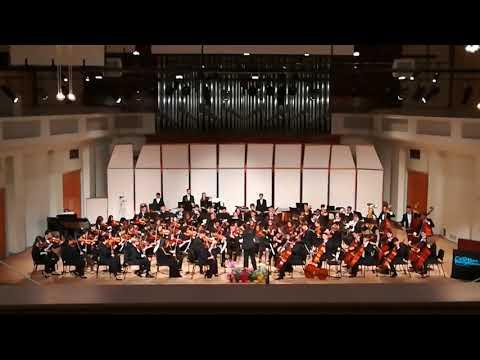 Greater Miami Youth Symphony 2018