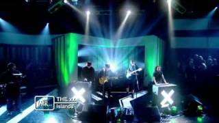 HQ - THE xx Islands live on TV BBC Later with Jools Holland