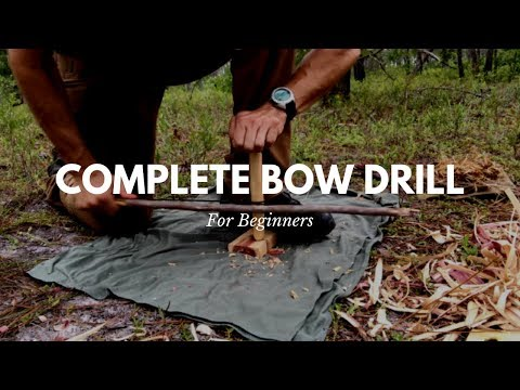 Complete Bow Drill for Beginners
