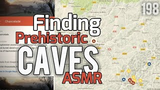ASMR | Exploring Neolithic Caves on Google Earth (History, Science, Psychology)