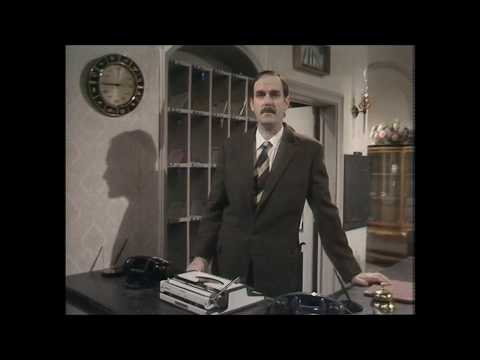 Fawlty Towers: Bloopers and outtakes