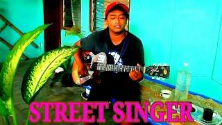 Gambar cover STREET SINGER MADIUN bernyanyi...Santri Pekok