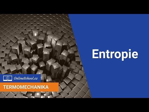 Entropie | 8/12 Ideální plyny | Termomechanika | Onlineschol.cz