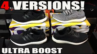 types of adidas ultra boost