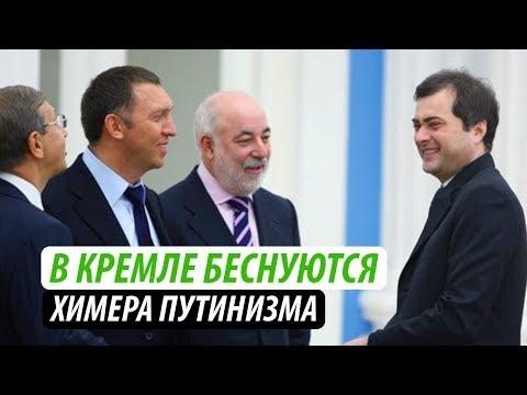 В Кремле беснуются. Химера путинизма