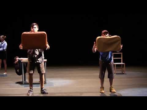 Festival académique UNSS des Arts du Cirque 2018 / Cirque-Théâtre d'Elbeuf
