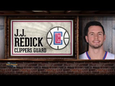 J.J. Redick Talks About Duke University 03/08/2016