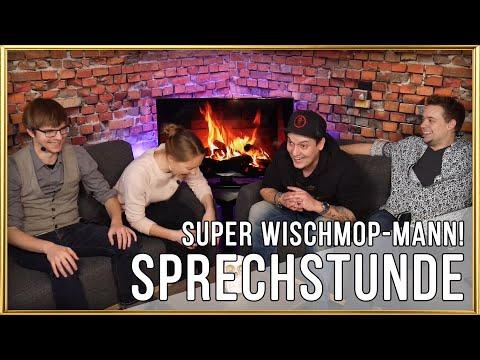 Super Wischmop-Mann! Über Markenkleidung, Fast Food Und Wi***-Parties 💦 #Sprechstunde