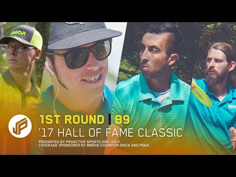 2017 Hall of Fame Classic | Round 1, Back 9 | McBeth, Conrad, Barsby, Bryk