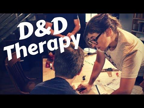D&D Therapy  Mayim Bialik