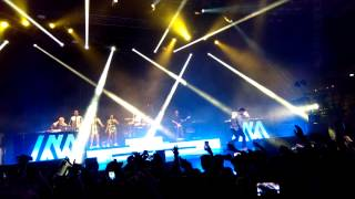 Marteria - Intro, OMG! & Pionier (Live in Stuttgart, Porsche-Arena 14/03/14)