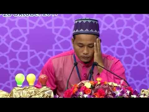 Musabaqah Tilawah Asean di Brunei 25 Oktober 2017 - Part 2