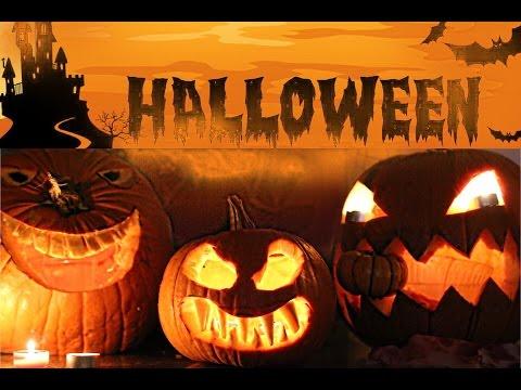 DIY: How To Carve Halloween Pumpkin? КАК вырезать ТЫКВУ к Хэллоуину? Хэллоуин!