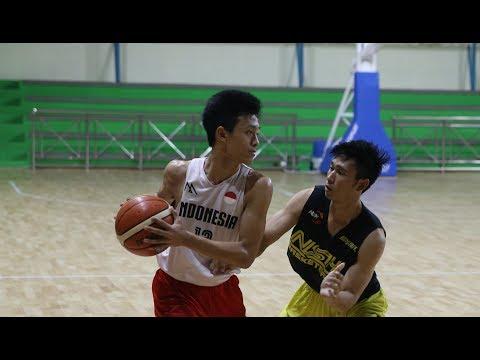 Game Highlights: Tim Nasional Asian School Basketball Championship Vs NSH Jakarta