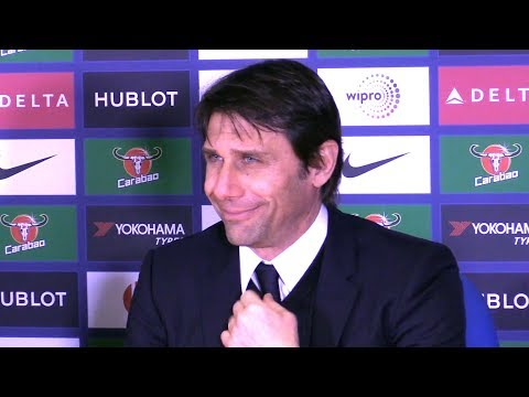 Chelsea 3-0 West Brom - Antonio Conte Full Post Match Press Conference - Premier League