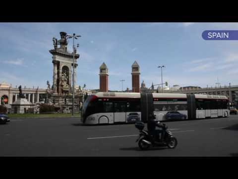 hyundai [Travel More with Hyundai] OOH AD Film – Italy, Spain, France