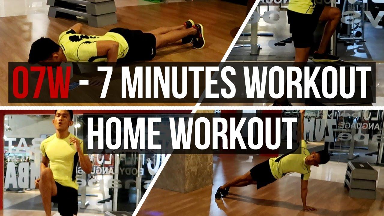 o7w (ocd 7 minutes workout)