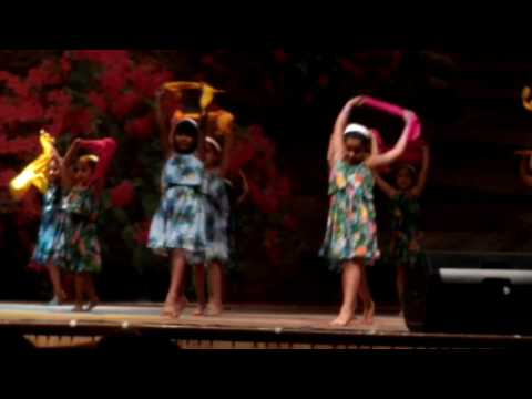 St Helena's school Pune 1st D..vritika lade dance
