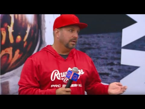 WATCH: Garth Brooks Holds A Live Press Conference Before His Concerts In Boise