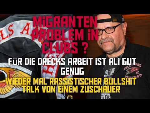 Hells Angels Django über Migranten   Meine Meinung zu dem Mist der da Erzählt wird