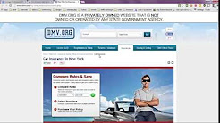 Average Car Insurance Rates in NYC New York City