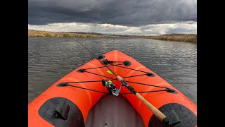 Озеро Кумлекуль Приехал ловить рыбу но клюют сети