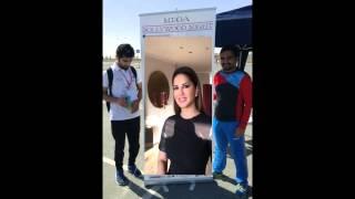 بالفيديو.. ممثلة إباحية تثير أزمة فى قطر