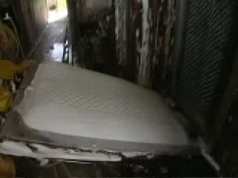 Bed Manufacturing Process with Latex Foam Rubber-All Natural Bed